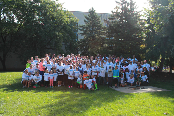 Team Bryce & Al's Run/Walk for Children's Hospital