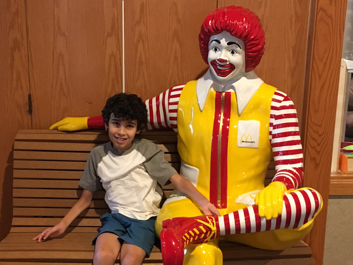 Be The Reason For A Smile & Ronald McDonald House