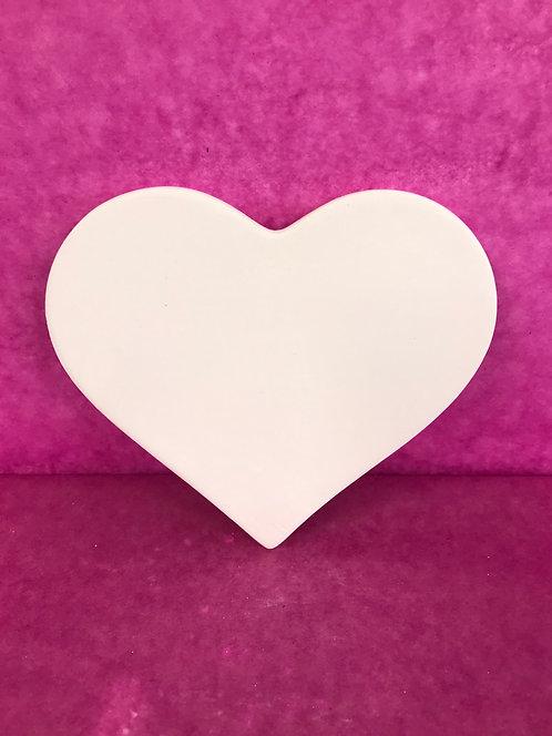 Small Heart Coaster