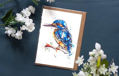 Kingfisher | Greetings Cards