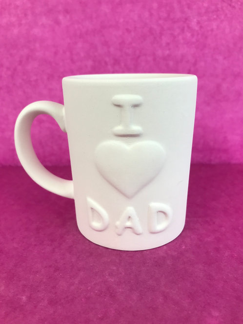 'Dad' Mug