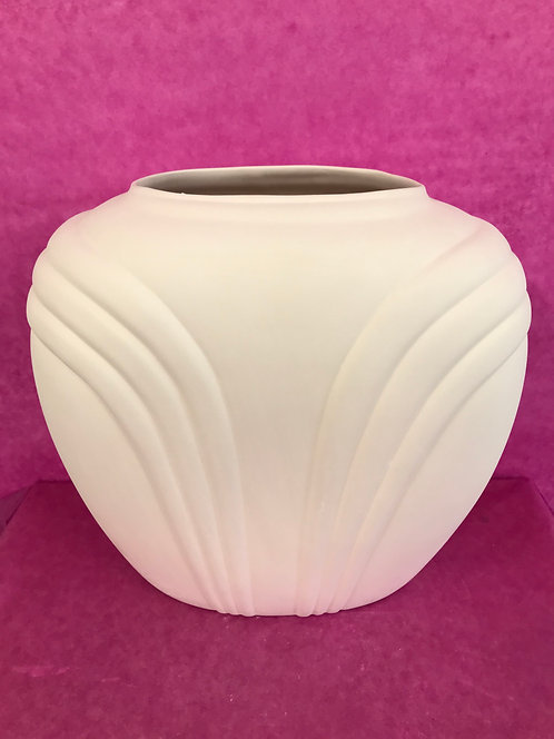 Deco Shoulder Vase