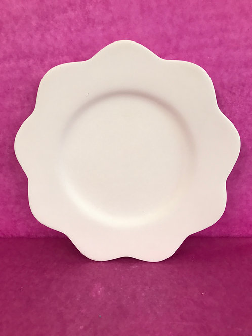 Small Flower Plate