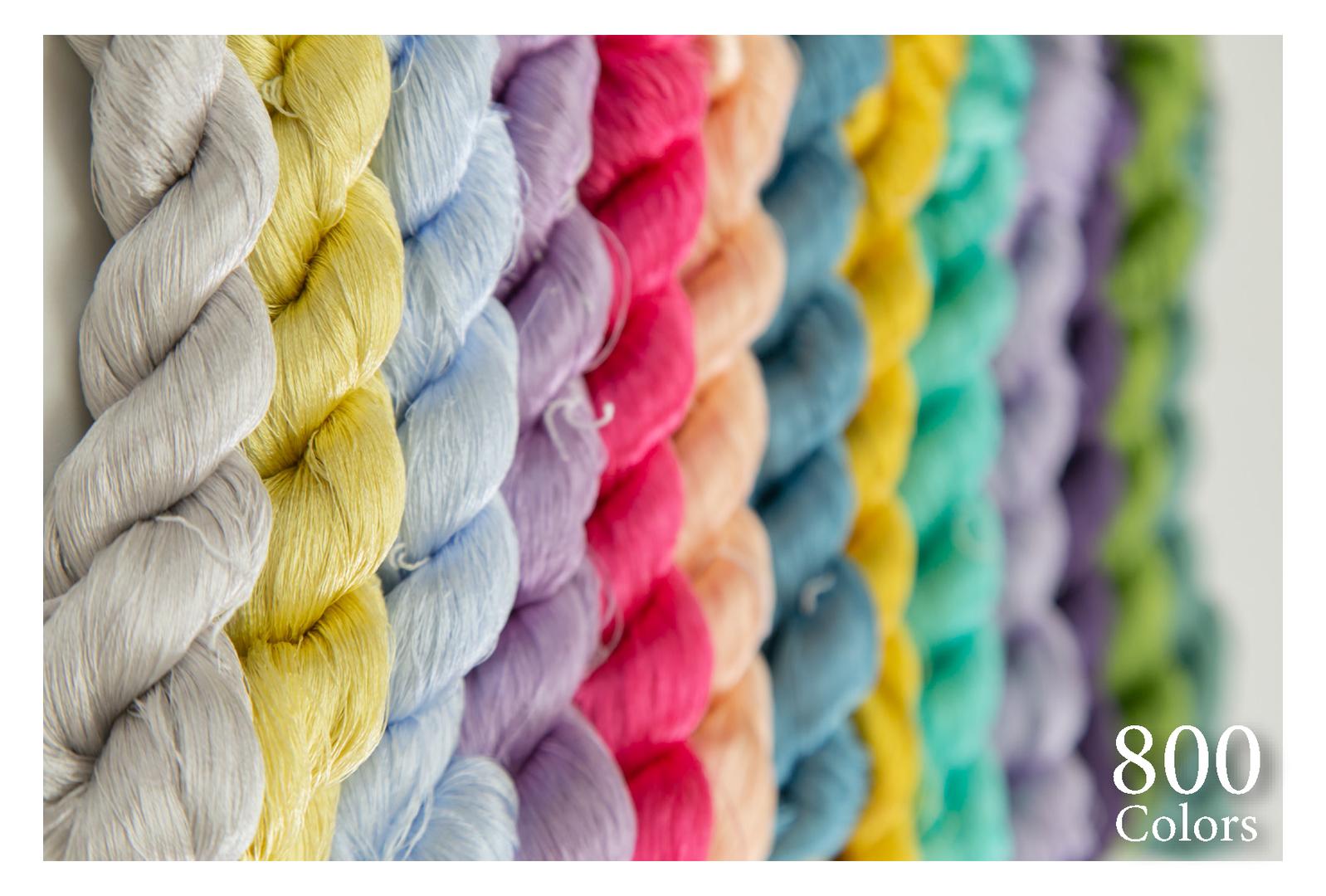 800 Colors