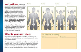 Family Posture Card Back
