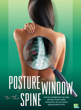Posture Is The Window