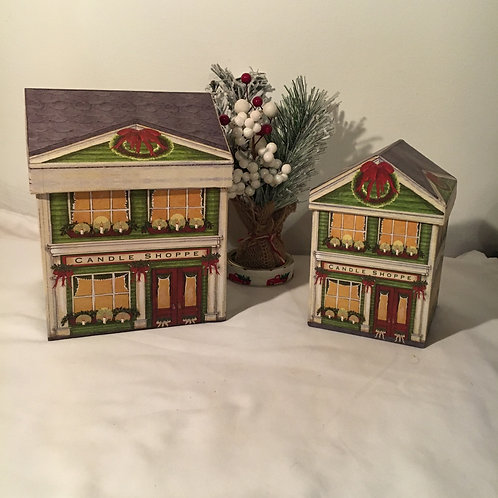 Candle Shop gift boxes