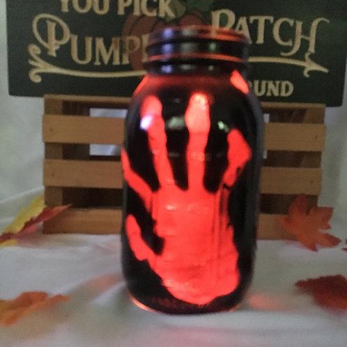 Bloody Hands Lantern