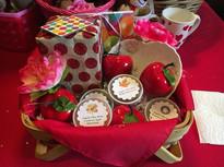 Apple Lover Birthday Basket