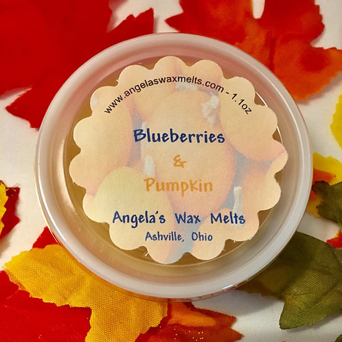 WM - Blueberries & Pumpkin