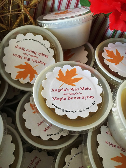 WM - Maple Butter Syrup