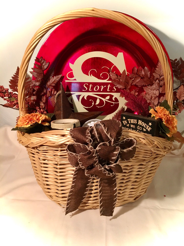 Wedding Basket Fall 2020