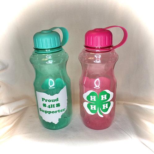 4H Water Bottles