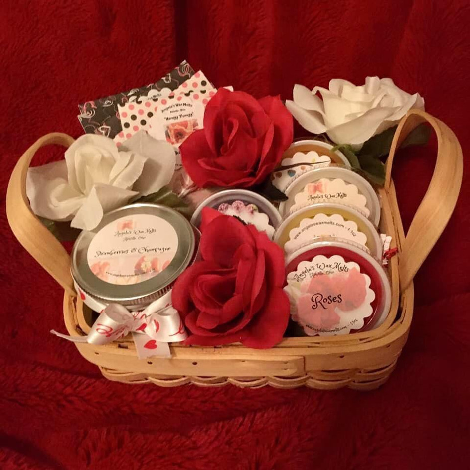 Valentine's Day Basket 2020