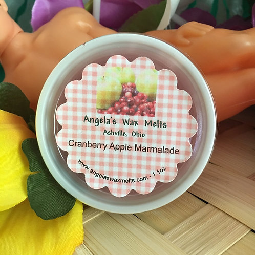 WM - Cranberry Apple Marmalade