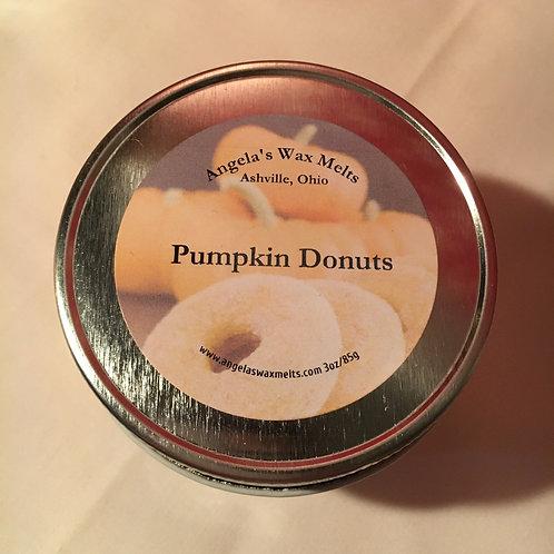 Pumpkin Donut - JJ