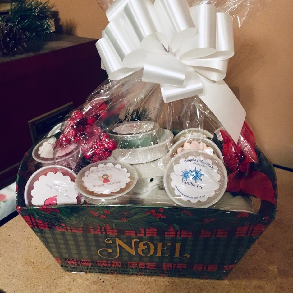 Christmas Basket 2018