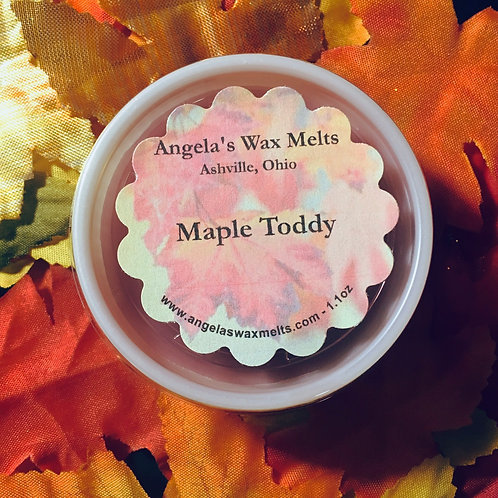WM - Maple Toddy