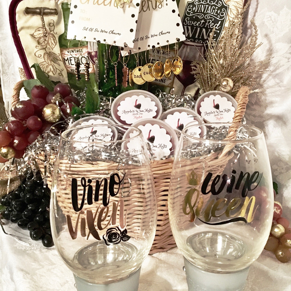 Wine Time Basket 2018