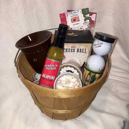Golf Fan - Basket