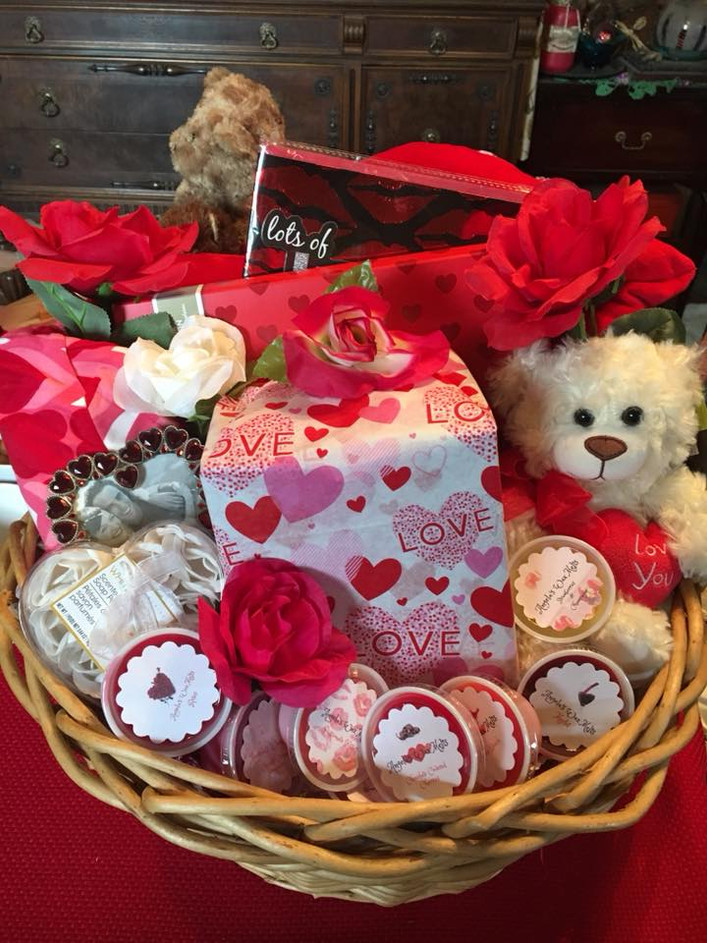 Valentines Day Basket 2018