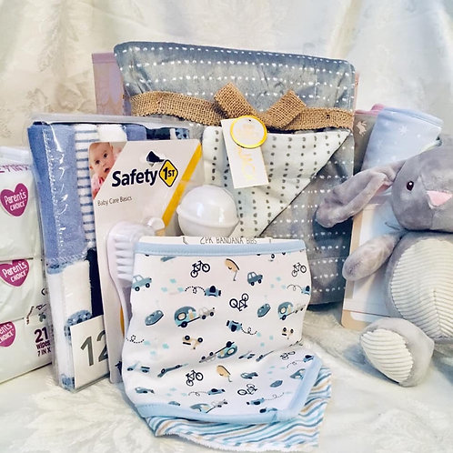 """Welcome Baby"" SWBasket"