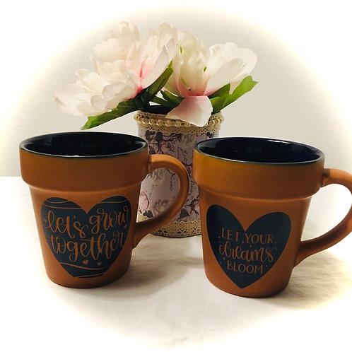 Planter Mug Set