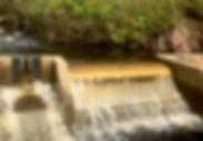Hydro scheme dam