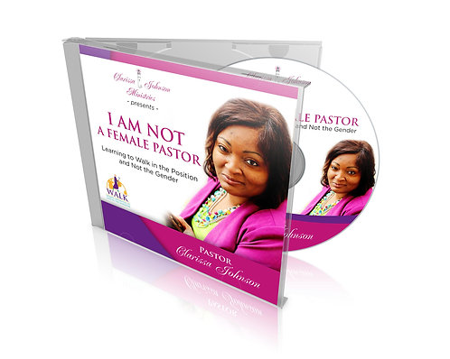 I AM NOT A FEMALE PASTOR