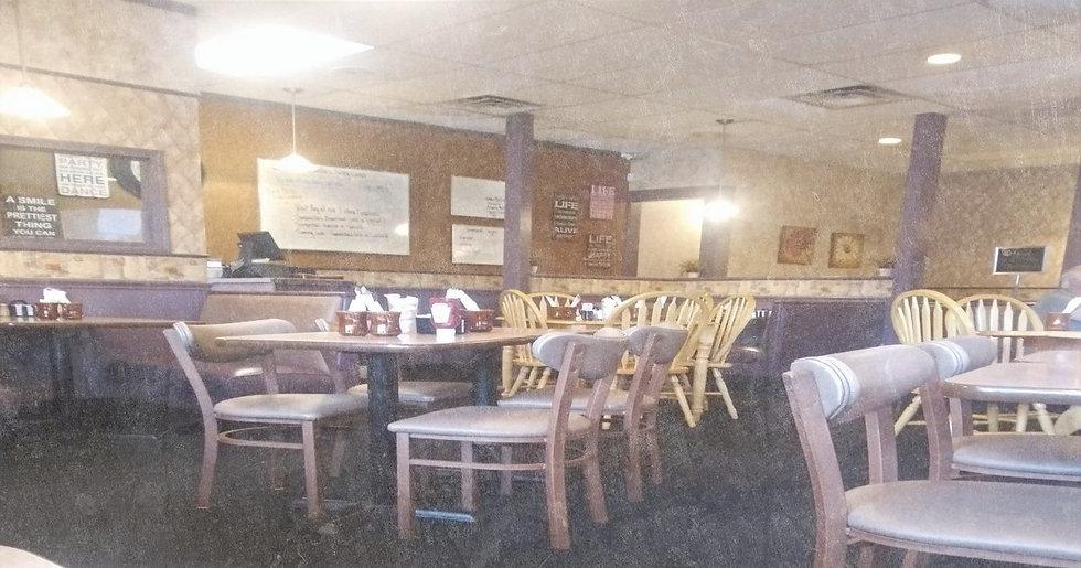 Samantha's Sunny Corner Restaurant in Canton Ohio owned by Heidi Adams