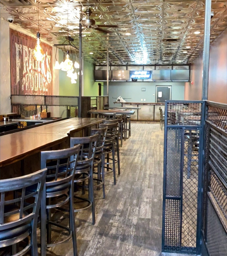 Samantha's Downtown Kitchen and Spirits Restaurant in Canton OH