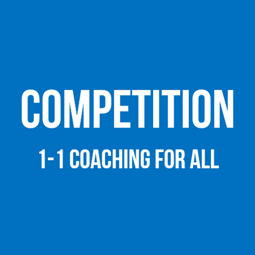 Coaching - COMPETITION