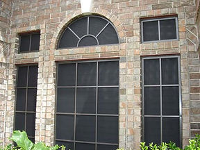 custom window screens