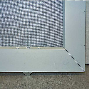heavy duty patio screen door