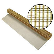 bronze window screen mesh