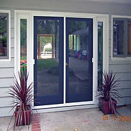 sliding door screens