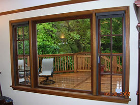 retracting window screen