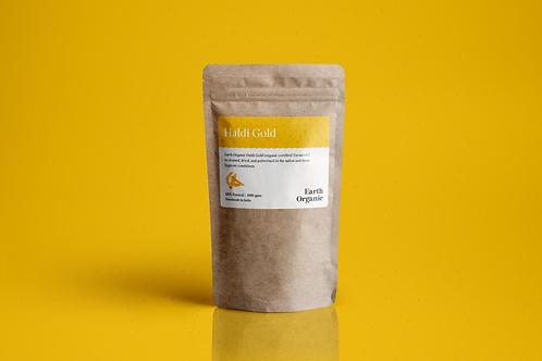 Organic Haldi Gold (Turmeric Powder) 100GM