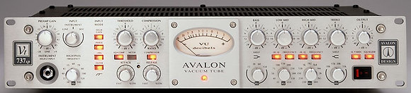 Avalon VT-737sp Mono Preamp/Comp./Eq