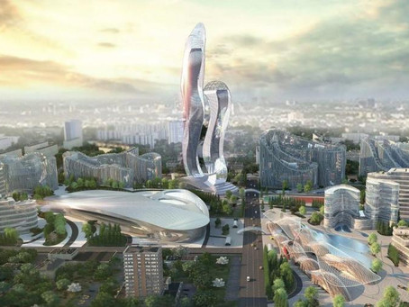 Singer Akon Is Building A Wakanda-Inspired Green City In Senegal