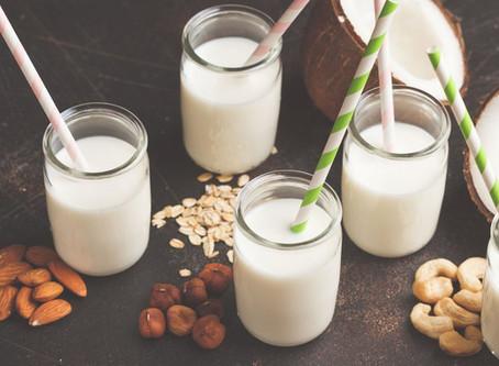 Are Non-Dairy Milk Alternatives Sustainable?