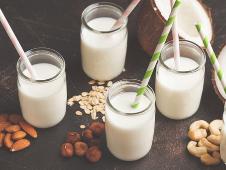 Are Non-Dairy Milk Alternatives Sustainable?
