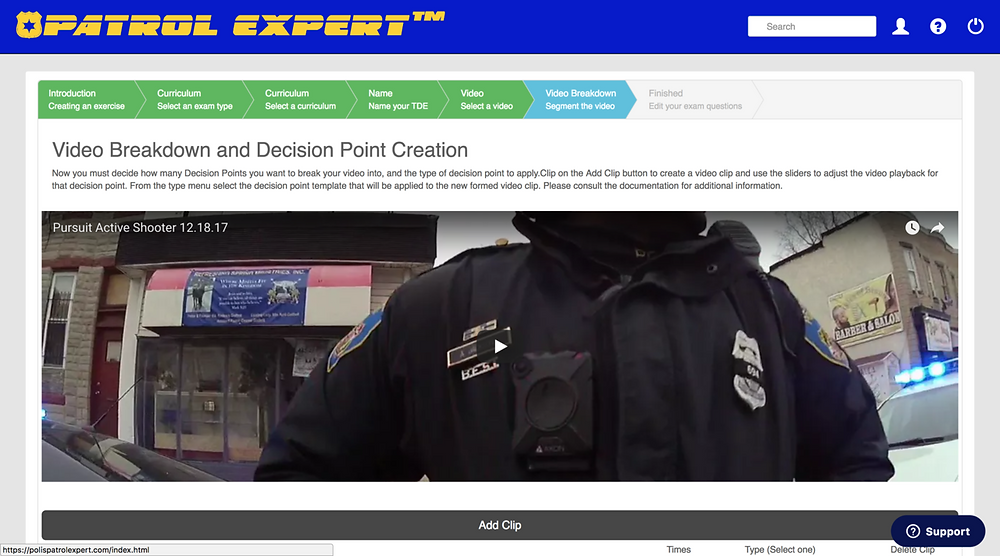Polis Patrol Expert capture