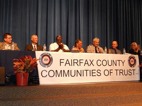 T3 Training Builds Community Trust in Fairfax County, VA