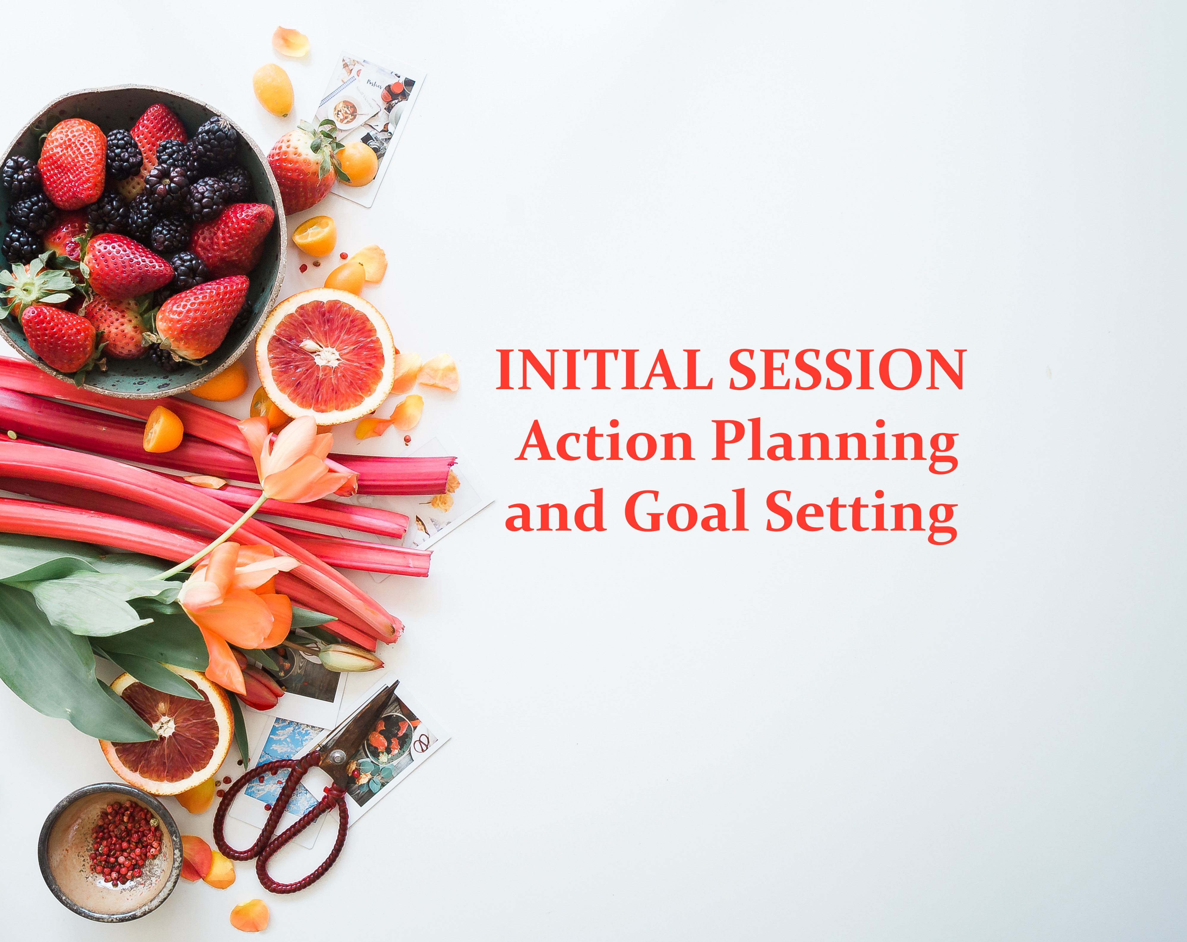 Initial Nutrition Session