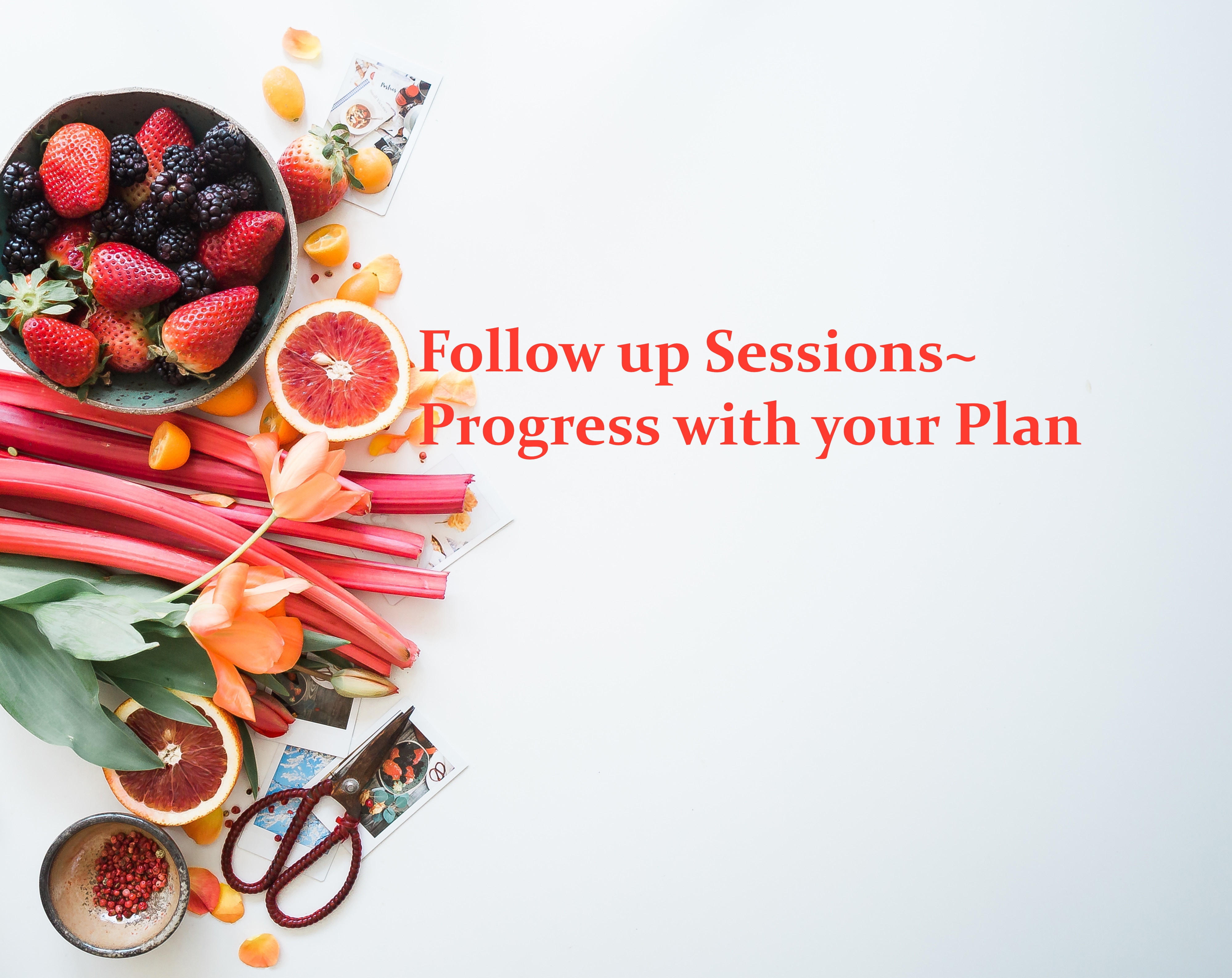 Follow up Nutrition Session
