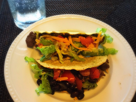 Everybody Loves Tacos...even with mushrooms?! I promise!