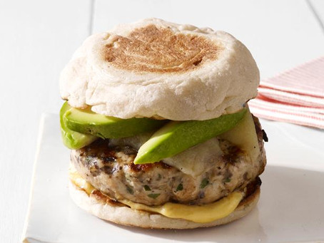 A Turkey Burger Actually CAN be Perfect!