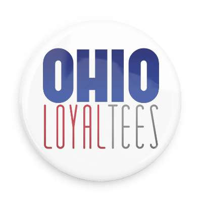Ohio Loyal Tee Logo Button (Full Color)