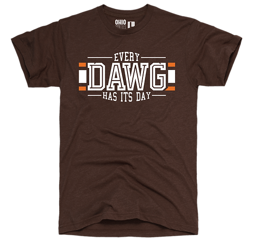 Every Dawg Has Its Day